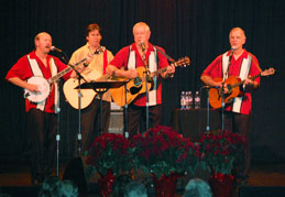 Kingston Trio Concerts